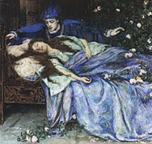 Sleeping Beauty. Het gaat niet over rozen…